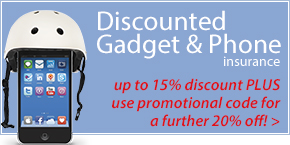 Discounted Gadget and Phone Insurance