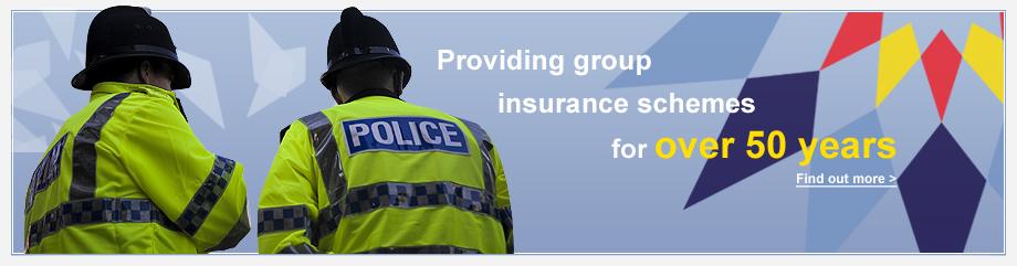 George Burrows: Providers of group insurance schemes to the police force and fire service